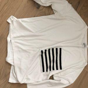 Zara midi sleeve length shirts